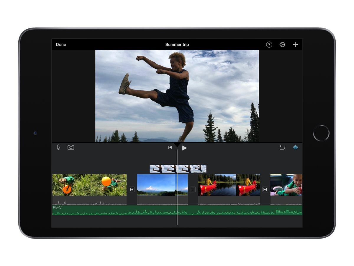 Apple 10.5-inch iPadAir Wi-Fi + Cellular 64GB - Space Grey