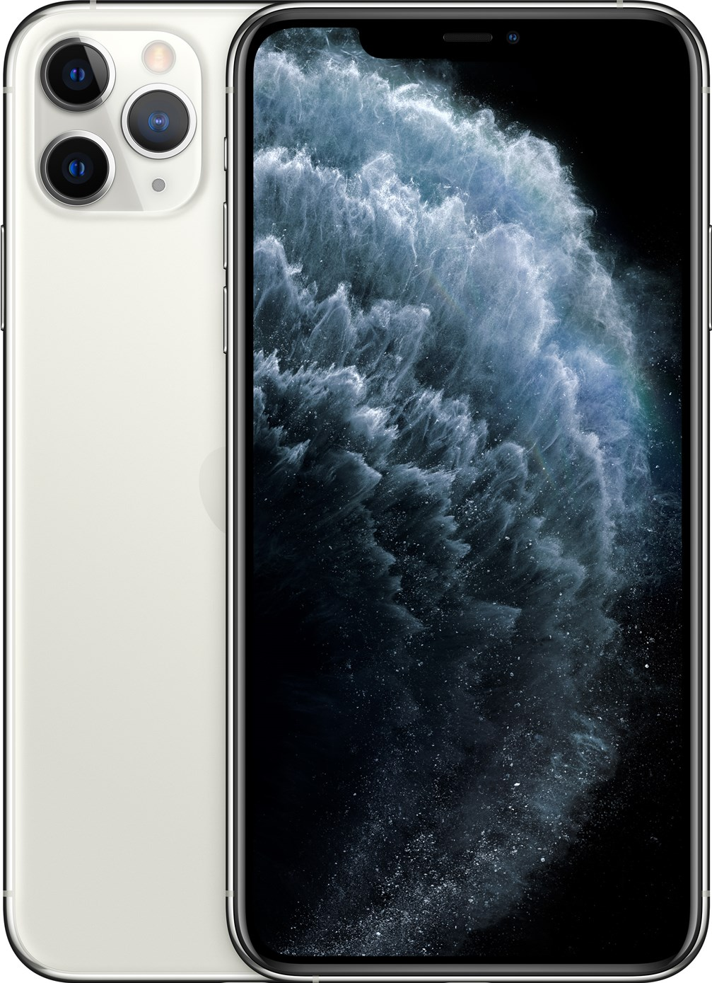 Apple Iphone 11 Pro Max 256Gb Silver Olåst