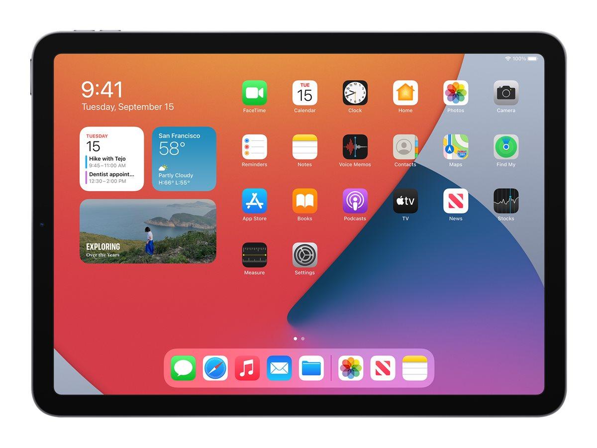 Apple 10.9-inch iPad Air Wi-Fi + Cellular 256GB - Space Grey 2020